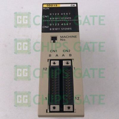 1PCS Used OMRON PLC C200H-OD215 Module Tested in Good condition