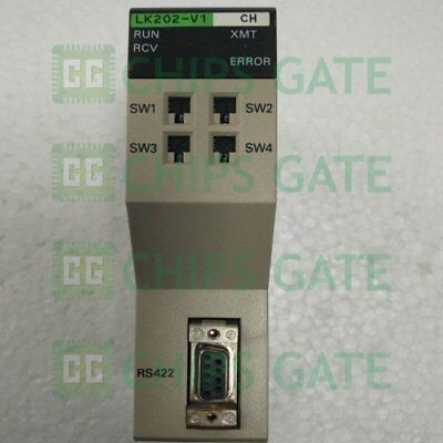1PCS Used Omron C200H-LK202-V1 In Good Condition