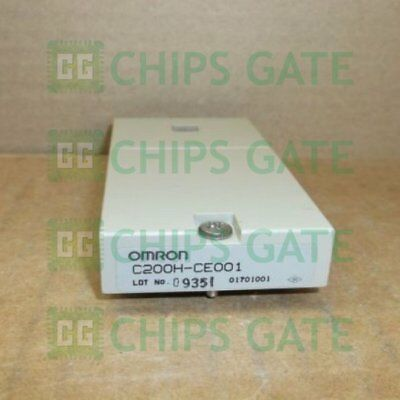 1PCS USED Omron C200H-CE001 Tested in Good condition