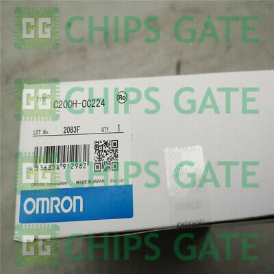 1PCS Used OMRON RELAY OUTPUT MODULE C200H-OC224 Tested