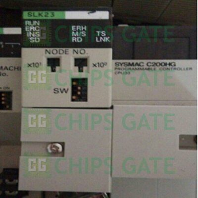 1PCS USED OMRON PLC Programmable Controllers C200H-SLK23