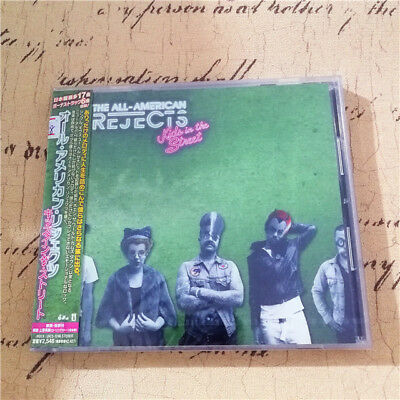 The All-American Rejects - Kids In The Street UICS-1246 JP CD OBI SEALED L-401