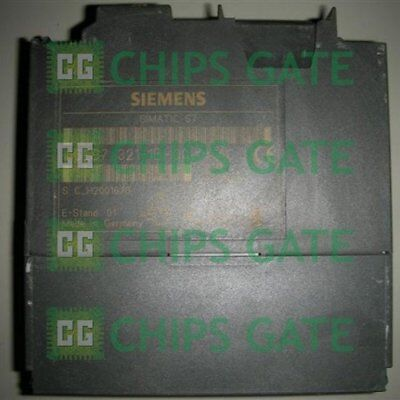 1PCS Used Siemens PLC 6ES7321-1BH00-0AA0 Tested in Good condition