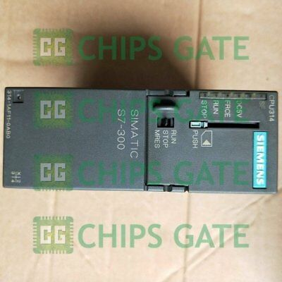 1PCS USED Siemens 6ES7314-1AF11-0AB0 Tested in Good condition