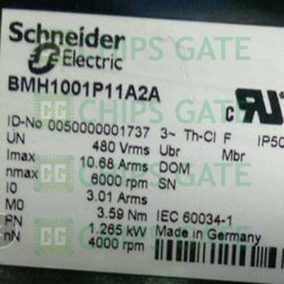 1PCS New Schneider BMH1001P11A2A Fast ship with warranty