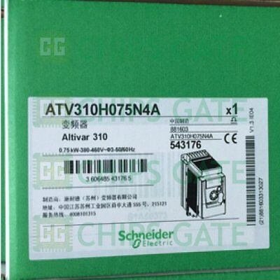 1PCS New Schneider ATV310H075N4A In Box Fast ship with warranty