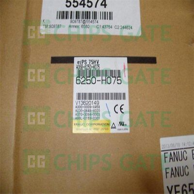 1PCS New In Box Fanuc A06B-6250-H075 Fast ship with warranty