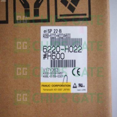 1PCS NEW IN BOX FANUC A06B-6220-H022 Fast ship with warranty