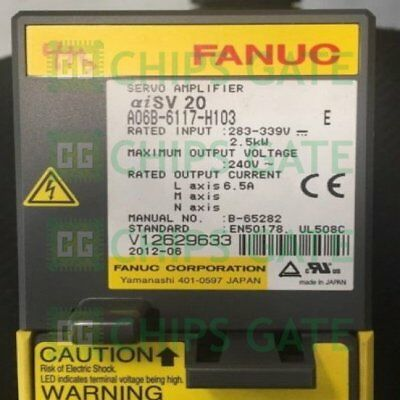 1PCS Brand NEW IN BOX FANUC A06B-6117-H103 Fast ship with warranty