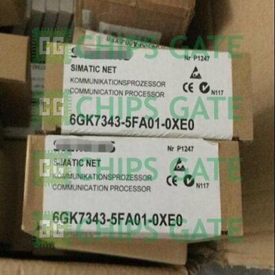1PCS new Siemens 6GK7343-5FA01-0XE0 Fast ship with warranty