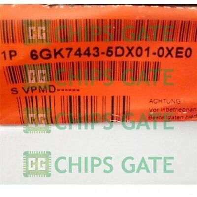 1PCS NEW IN BOX Siemens 6GK7443-5DX01-0XE0 Fast ship with warranty
