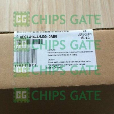 1PCS Brand NEW IN BOX SIEMENS 6ES7 414-4HJ00-0AB0 6ES7414-4HJ00-0AB0