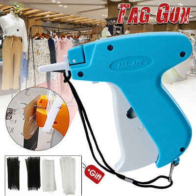 Regular Garment Price Label Tagging Tag Gun 2000 Barbs + 1 Needle For Clothes