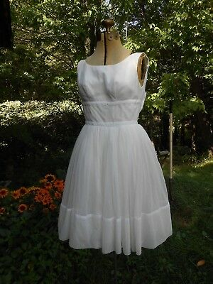 Vintage late 1950's early 60's Cocktail  DRESS 30-22-44 Marilyn Monroe Bombshell