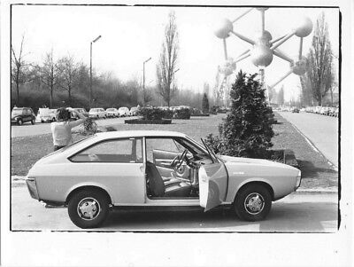 1981 Renault 15 ORIGINAL Factory Photo oac1281