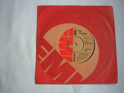 """QUEEN Play The Game UK 7"""" single 1980 ex minus"""
