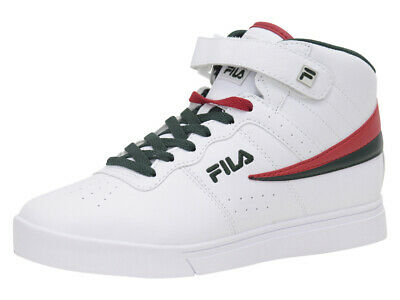b5b9e73a61c6 FILA MEN S VULC-13-MP White Fila Red Sycamore Sneakers Shoes ...