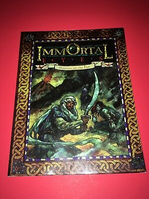 Immortal Eyes Court of All Kings Changeling the Dreaming White Wolf WW7202
