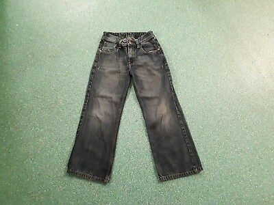"Next Loose Jeans Waist 26"" Leg 24"" Dark Blue Faded Boys 10Yrs Jeans"