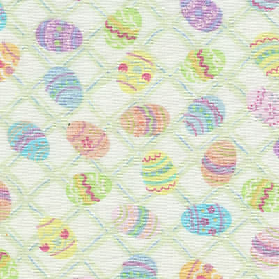 Longaberger Easter Egg Fabric Basket Garter Only Large Size New In Bag Authentic