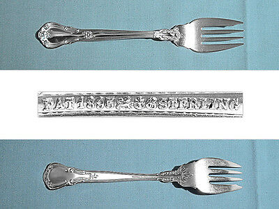 Gorham Sterling Salad Fork(S) (L/a/g) ~ Chantilly ~ No Mono
