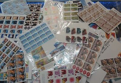 $500 Face Value of NEW Gummed Australian Stamps - Cheap Postage