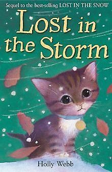 Lost in the Storm von Holly Webb | Buch | Zustand gut