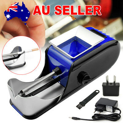 Electric Automatic Cigarette Injector Machine Tobacco Maker Roller