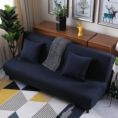 3 Seater Elastic Fabric Sofa Couch Cover Slipcover Stretch Protector Home Decor