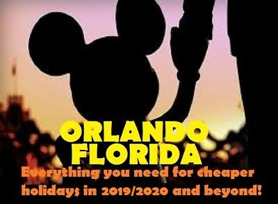 Guide To Planning Your 2019 Orlando Florida Holiday 'everything U Need To Know'!