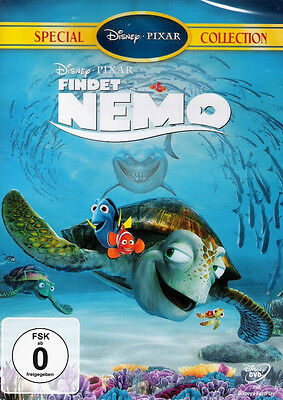 Findet Nemo - Special Collection (Walt Disney)                         DVD | 030