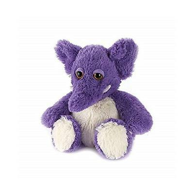 INTELEX WARMIES Microwave Lavender Scented Soft Toy - Elephant Purple