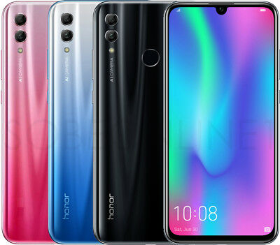 "Huawei Honor 10 Lite 6.21""  32GB 3GB RAM 24MP (Factory Unlocked) Android 9.0"