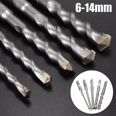 6/8/10/12/14mm High Speed Steel Drill Bit Tool Hex Shank Screw Quick Change Tool