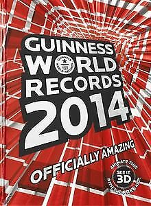 Guinness World Records 2014 von Guinness World Records | Buch | Zustand sehr gut