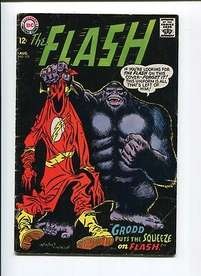 Flash 172 Vg-Fn Grodd  Infantino Anderson  1967