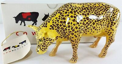 30b88b28a09 COW PARADE LEOPARD Cow  9169 Westland free shipping -  16.00