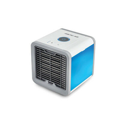1x NEW Portable Mini Air Conditioner Cool Cooling For Bedroom Artic Cooler Fan