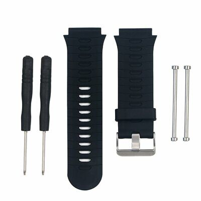 Replacement Soft Silicone Watch Strap Wrist Band for Garmin Forerunner 920XT NEW