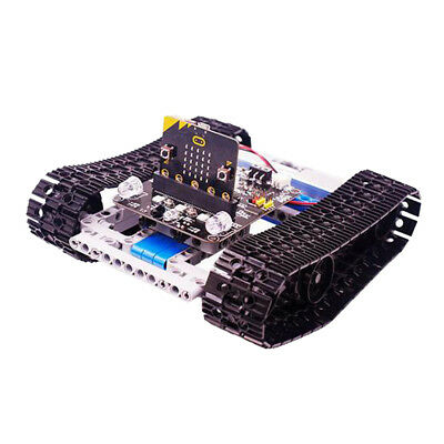 Programmable Electronic Building Block Starter Kit Based on Microbit Board