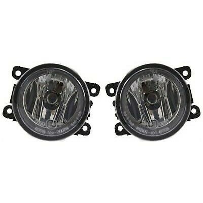 New Fog Lights Lamps Set of 2 Driver & Passenger Side FO2592217 4F9Z15200AA Pair
