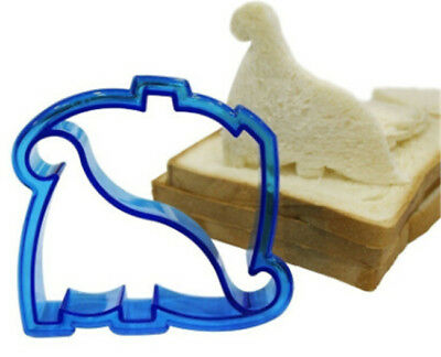 Variety Sandwich Cutters Shapes DIY Bread Cookie Mold Vegetable Cutter DP