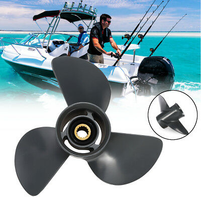 13 1/4 x 17 Aluminum Outboard Propeller For Mercury Mariner 70-150HP 48-77344A45
