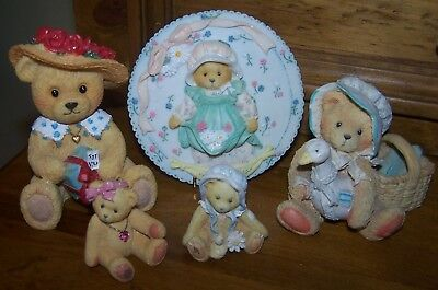 5 Gorgeous Cherised Teddies For Collectors