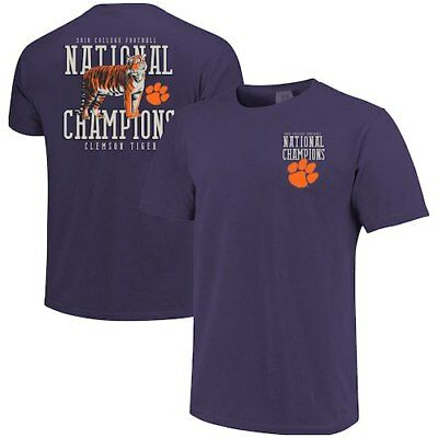 Clemson Tigers College Football Playoff 2018 National Champions Mascot Comfort