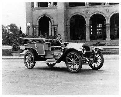 1911 Hudson Touring ORIGINAL Photo Negative nad5598