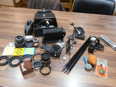 Job Lot of Camera Accessory / equipment to clear