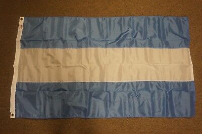 3' x 5' Flag of Argentina Made in the USA - By Valley Forge Flags - 3 ft x 5 ft
