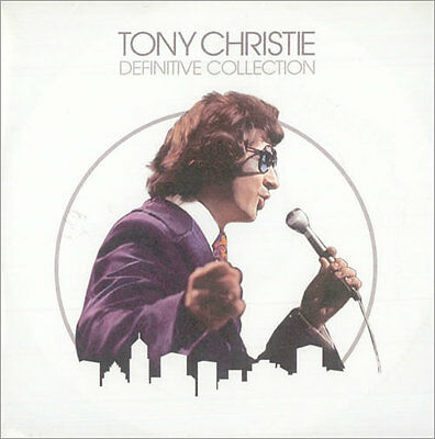 Tony Christie ( New Cd ) Definitive Greatest Hits Collection / The Very Best Of
