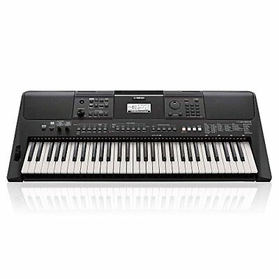 YAMAHA 61-key keyboard YAMAHA PORTATONE PSR-E 463 *F/S* from Japan